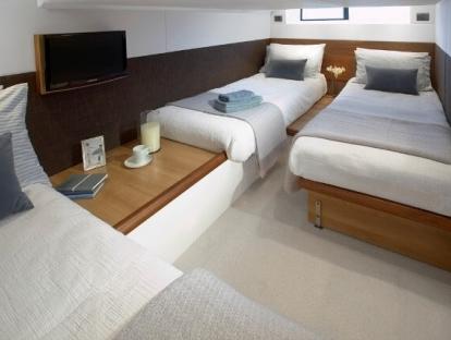 Яхта Sealine F450