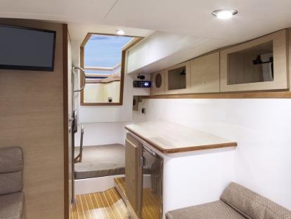 Яхта Solemar 28.1 Oceanic