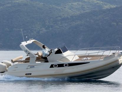 Яхта Solemar 32 Saint Tropez