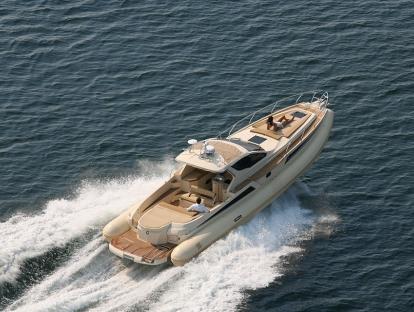 Яхта Solemar 44.1 Oceanic