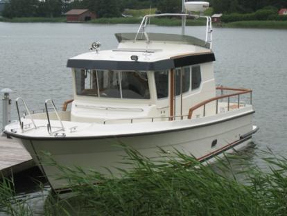 Яхта Targa 32