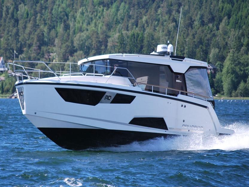 Купить Яхту Aquador 35 AQ