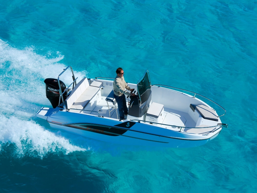 Катер Beneteau Flyer 5.5 SPACEdeck