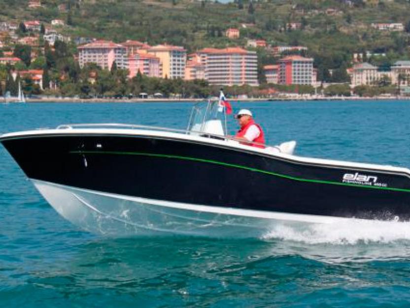 Катер Elan Fishingline 650 CC