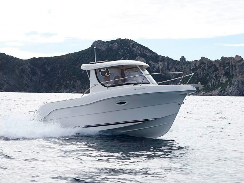 Катер Quicksilver 580 Pilothouse