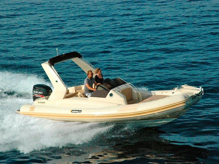 Катер Solemar 23.1 Offshore