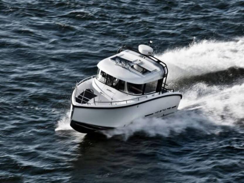 Катер Xo 270 RS Cabin