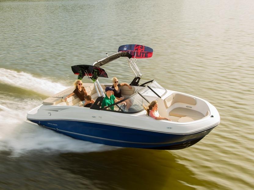 Продажа катера Bayliner VR6E, байлайнер,купить байлайнер