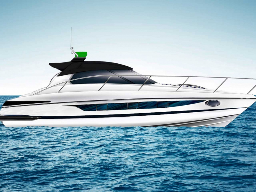 Яхта Elan Power 34
