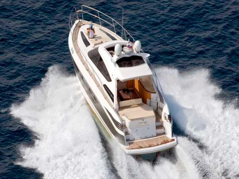 Яхта Elan Power 48 Open