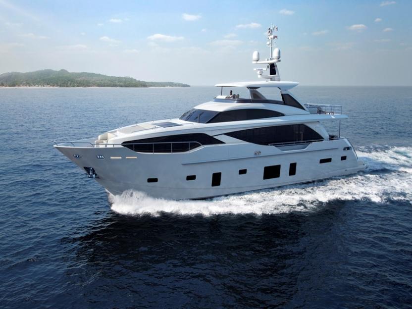 Яхта Princess 30M