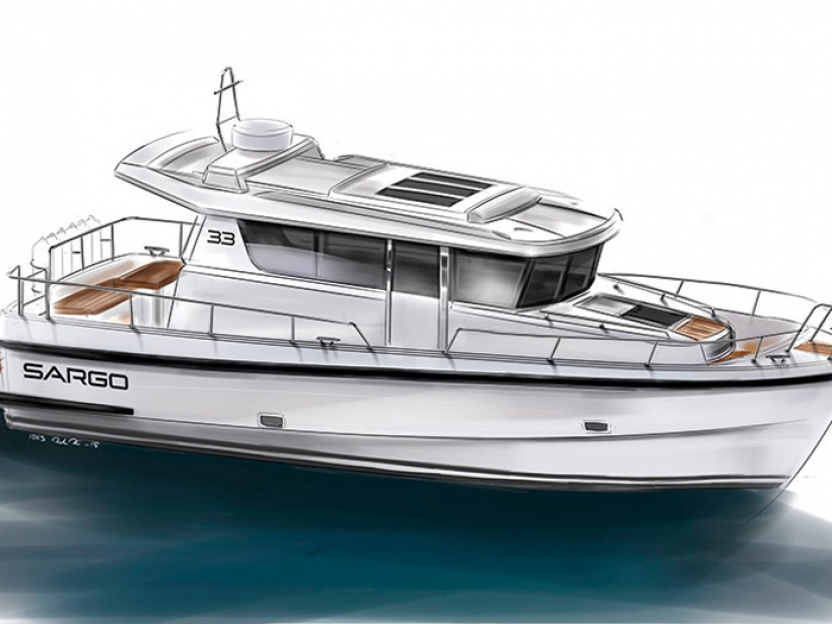 Яхта Sargo 33