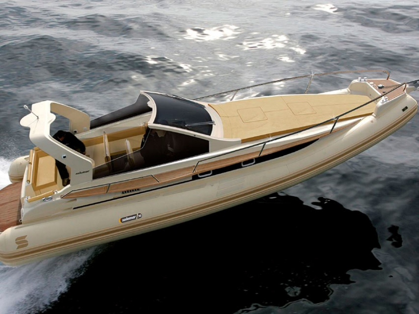 Яхта Solemar 35 Open