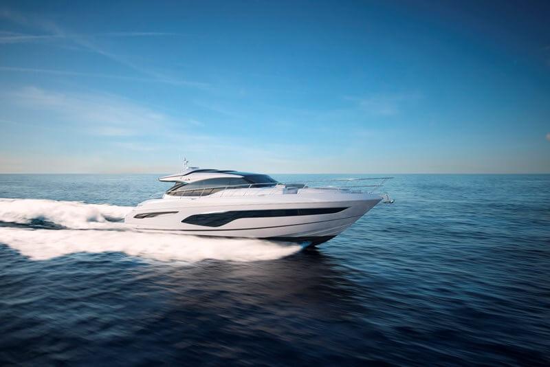 Яхта Princess V65