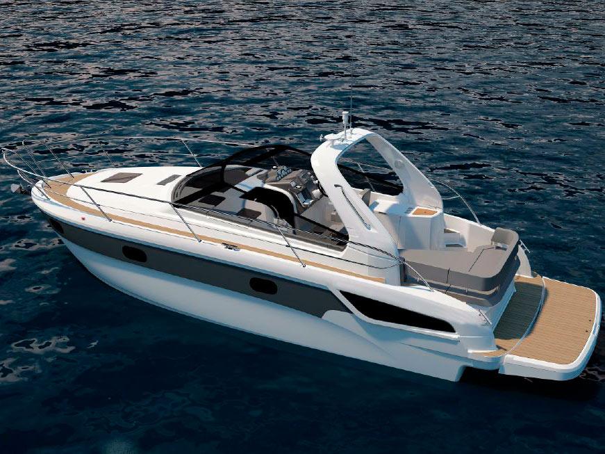 Яхта Bavaria Sport 330 Open