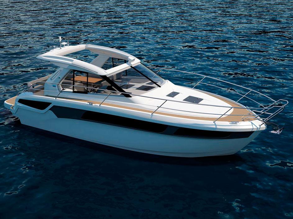 Яхта Bavaria Sport 360 HT