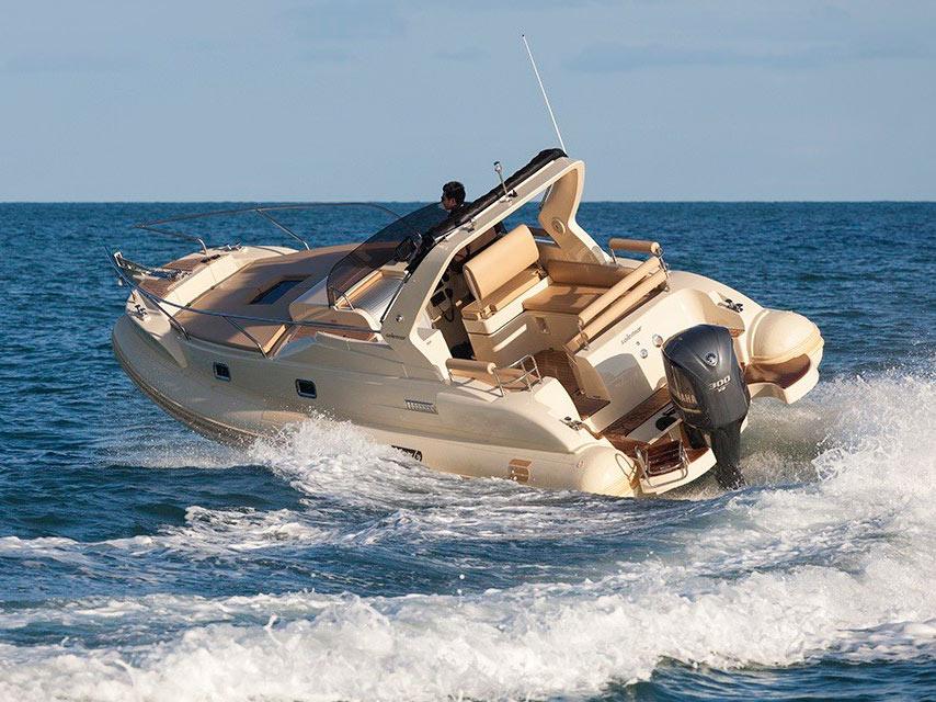 Катер Solemar 26.1 Oceanic