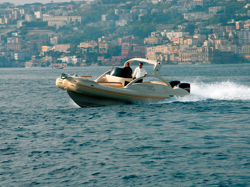 Яхта Solemar 32 Genius
