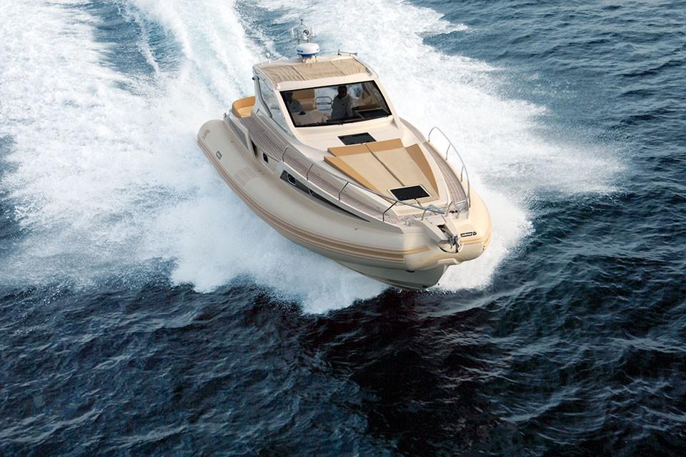 Яхта Solemar 37 Oceanic