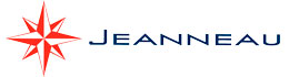 Логотип Jeanneau