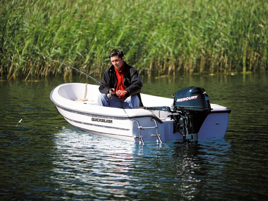 Катер Quicksilver 360 Fish