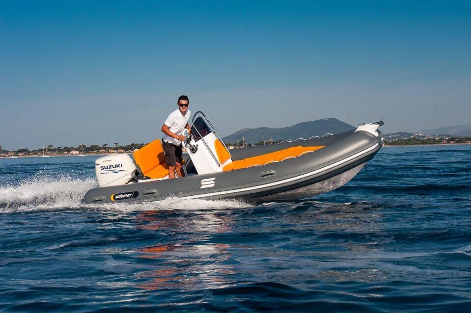 Лодка Solemar S Line