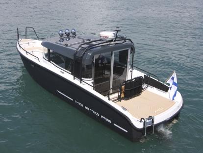 Яхта Xo 360