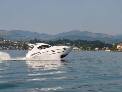 Яхта Pearlsea 31 Coupe