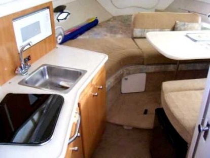 Продам катер бу Bayliner 2655 Ciera