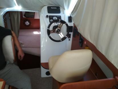 Продажа бу катера Beneteau Antares 8
