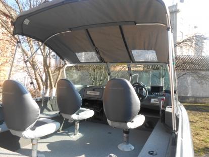 Катер бу Alumacraft 165 Navigator