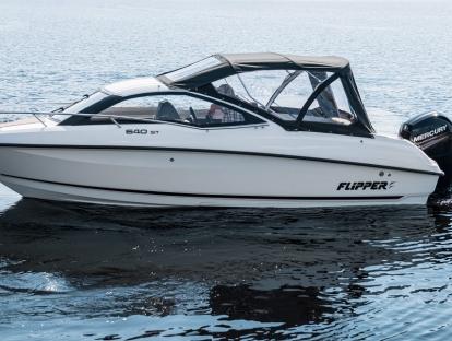 Катер Flipper 640 ST