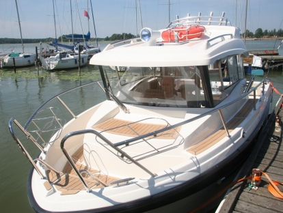 Катер Parker 660 Pilothouse