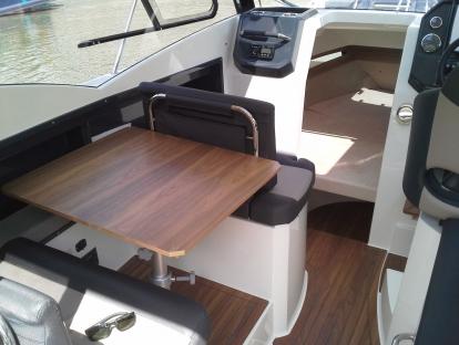 Катер Parker 750 Cabin Cruiser