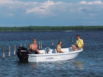 Катер Quicksilver 440 Fish