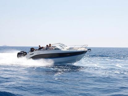Катер Quicksilver Activ 805 Cruiser