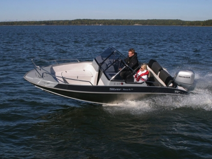 Катер Silver Hawk BR 540