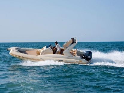 Катер Solemar 25.1 Offshore