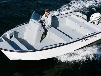 Катер Sting 535 Pro