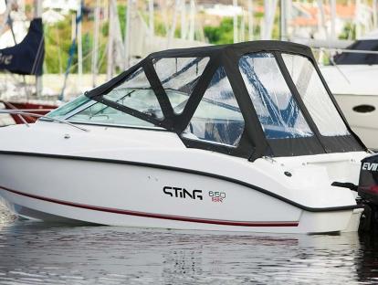 Катер Sting 650 BR