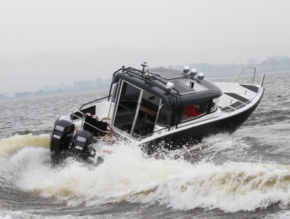 Катер Xo 270 RS Cabin OB