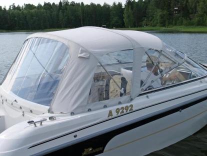 Катер Yamarin 68 Day Cruiser