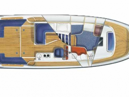 Яхта бу Nimbus 35 Nova Coupe