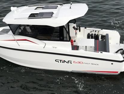 Катер Sting 630