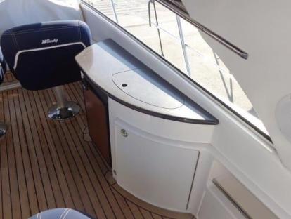 Яхта бу Windy 42 Grand Bora