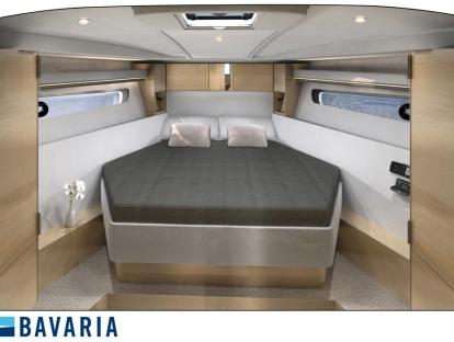 Яхта Bavaria Sport 400 HT