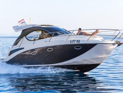 Яхта Pearlsea 31 Hard top