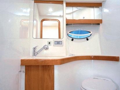Яхта Pearlsea 40 Fly