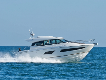 Яхта Prestige 420S