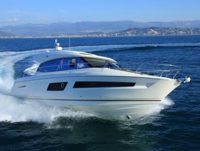 Яхта Prestige 450S